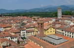 lovely lucca - a few weeks ago now! feels like ages